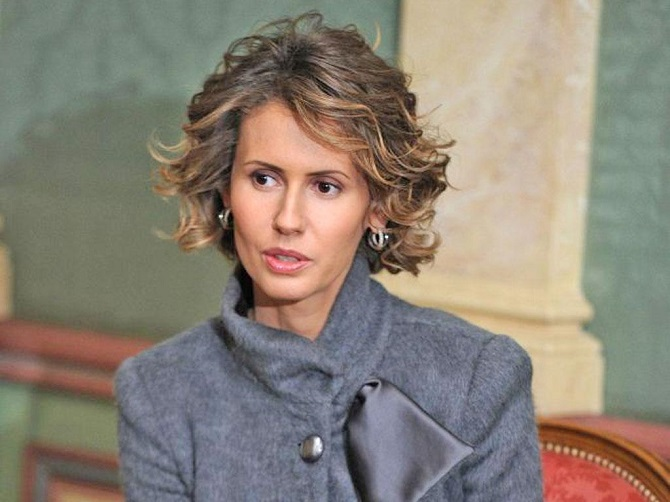 Асма аль-Асад