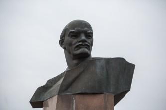 Ленин, советская история, памятник Ленину