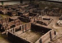 Бярэсце, археалагічны музей, Брэст
