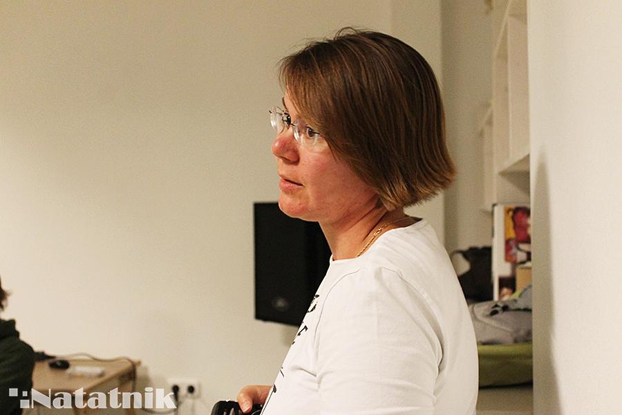 Наталья Бружник, административный директор фестиваля.