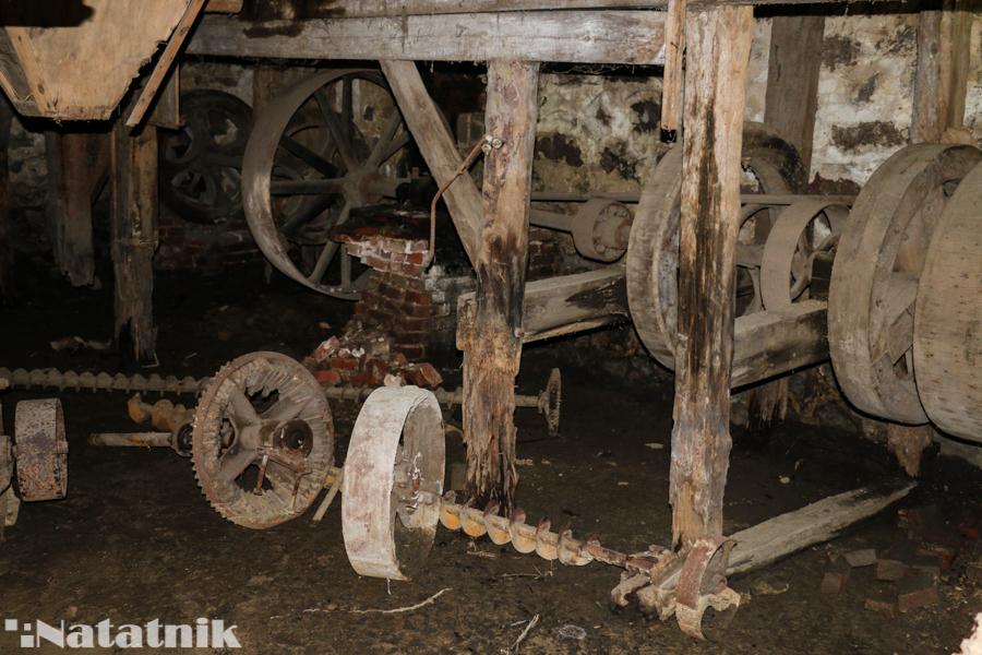 Старая мельница, Высокое