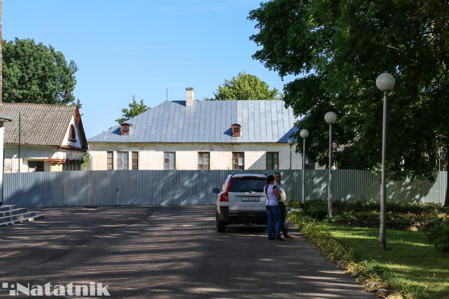 Дворцово-парковый комплекс Сапегов-Потоцких