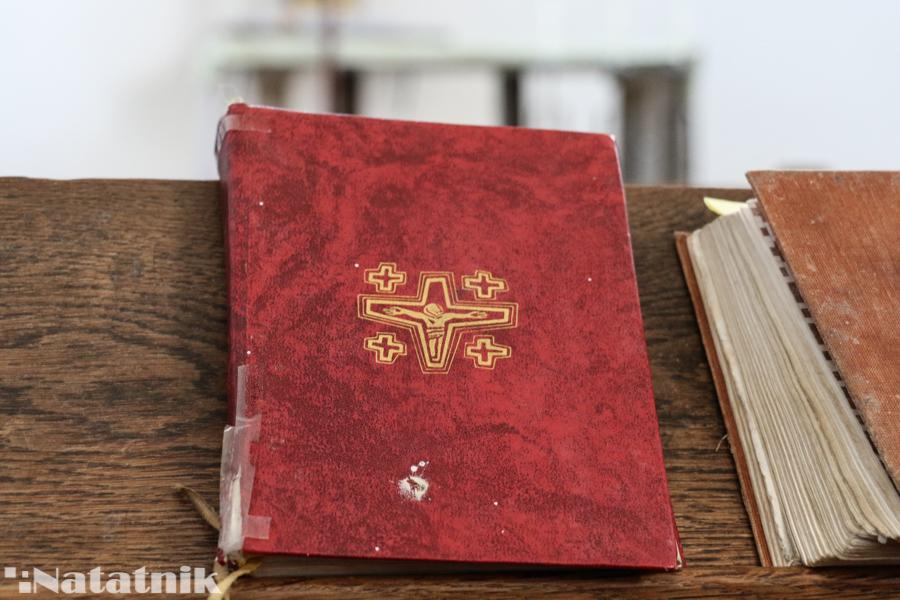 Костёл святой Троицы, Высокое