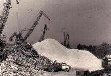 речной порт, история Бреста