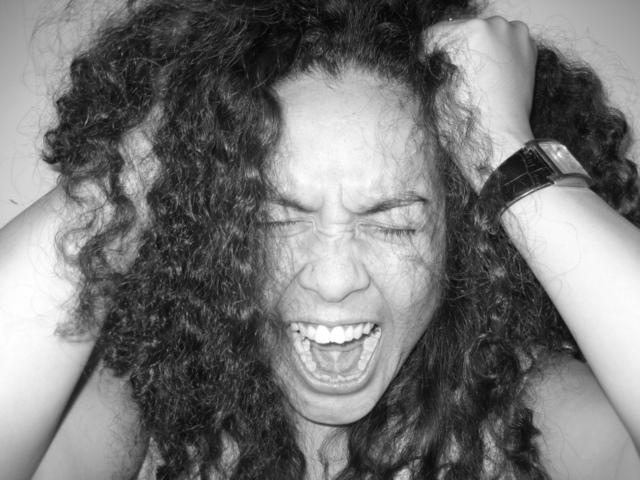 Эмоции, злость
