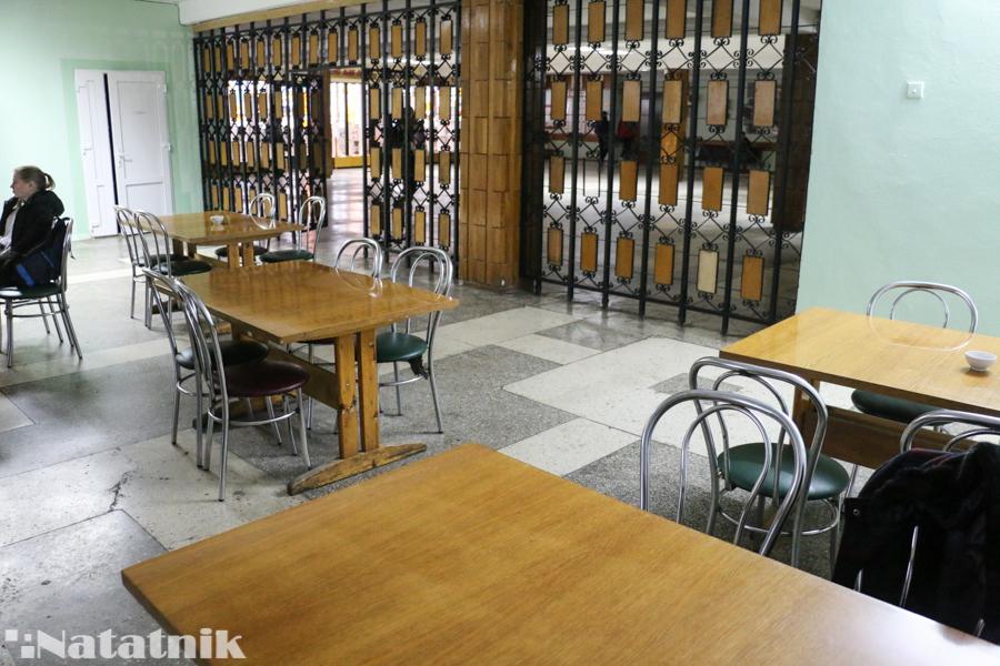 столовая, БрГУ, обеденный перерыв