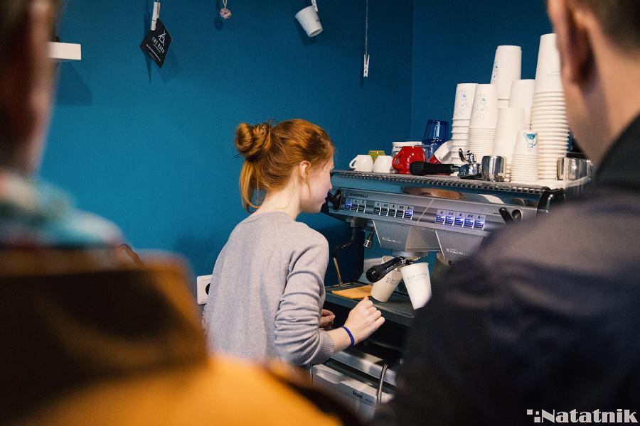 K'lab Coffee, альтернативный кофе