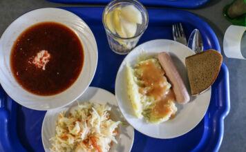 обед, еда, обеденный перерыв, столовая