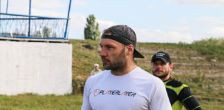 Маслаков, регби, тренировка