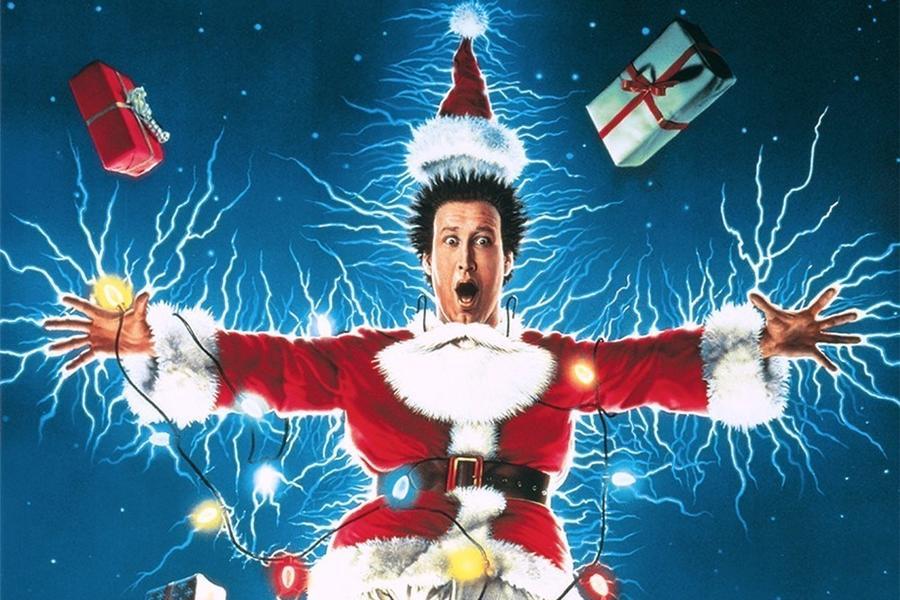 Рождественские каникулы, рождество, фильм, настроение