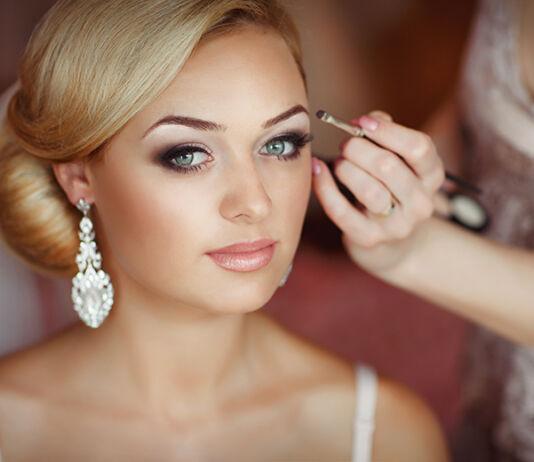 невесты, макияж