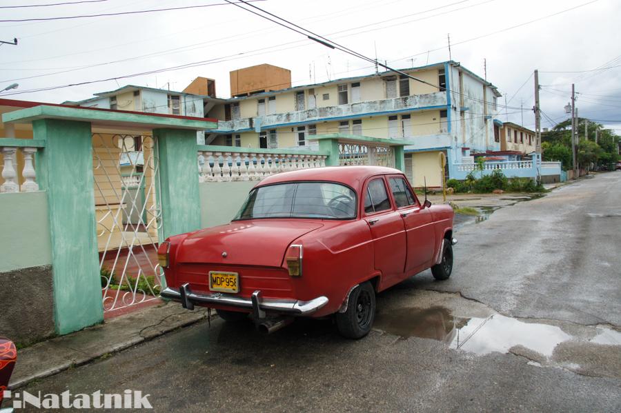 Москвич, Куба, Остров свободы
