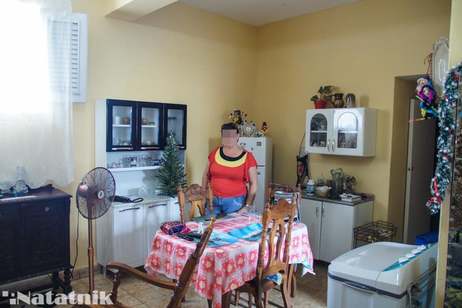 Гид в своей квартире, Куба, Остров свободы