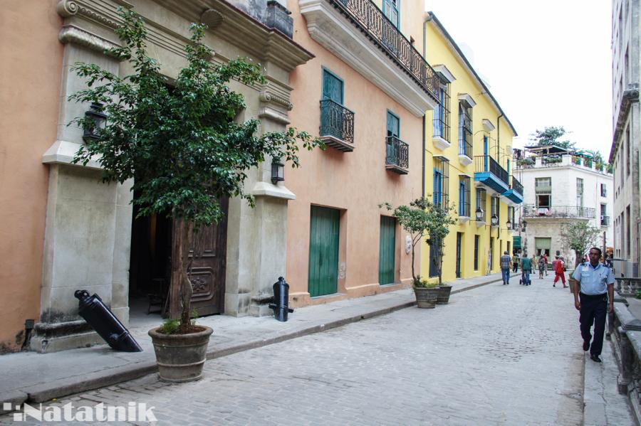 Улица, Куба, Остров свободы