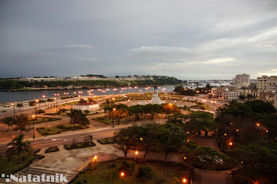 Вид из окна, Куба, Остров свободы