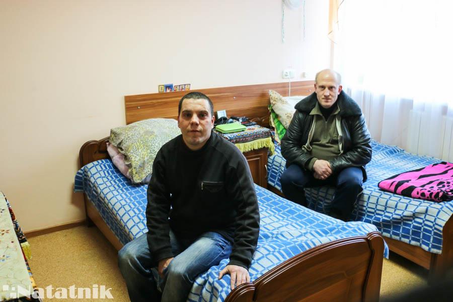 Психоневрологический дом-интернат, комната