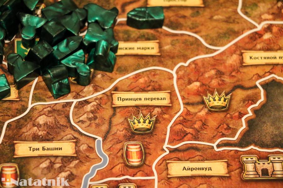 настольные игры, игра престолов