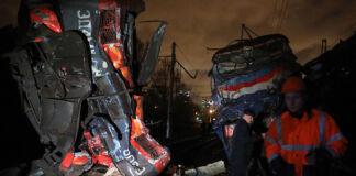 поезд, электричка, Москва - Брест, столкновение, брестчанин