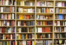 букинист, книги, книжный магазин, Брест