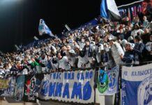 Динамо Брест, футбол, фанаты