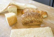 Гарни, хлеб, без добавок, хлебопекарня, пекарня, лаваш