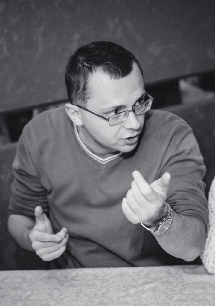 Олег Липский