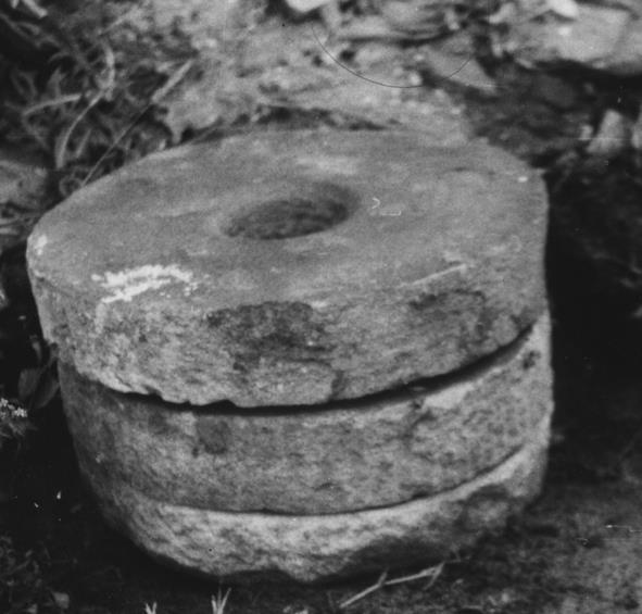 Жернова, камни, молоть зерно