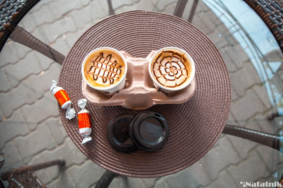 капучино, кофе