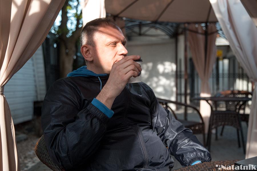 Петр Семенюк, кофейный эксперт