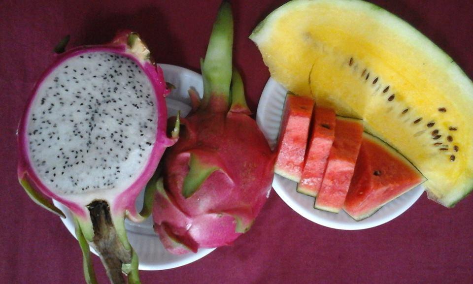 Таиланд, Тай, Паттайя, Как там жить, фрукты