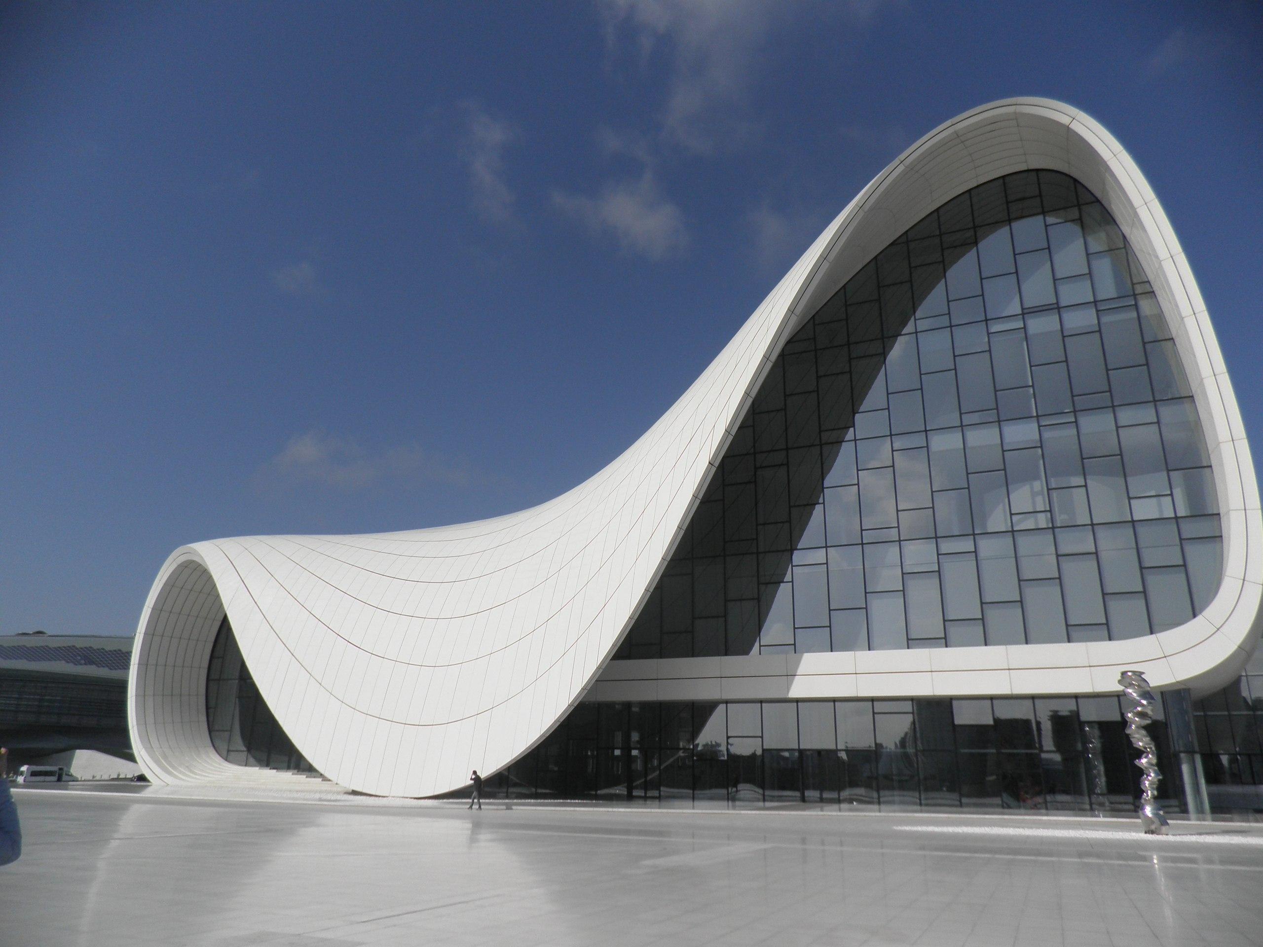 Как там жить, Азербайджан, Баку, музей Алиева