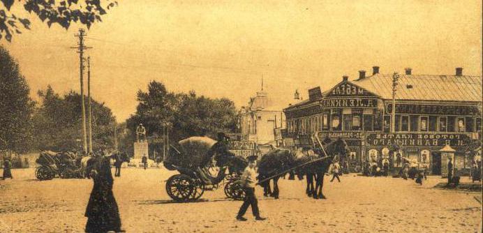 Воронеж, воспоминания, жизнь