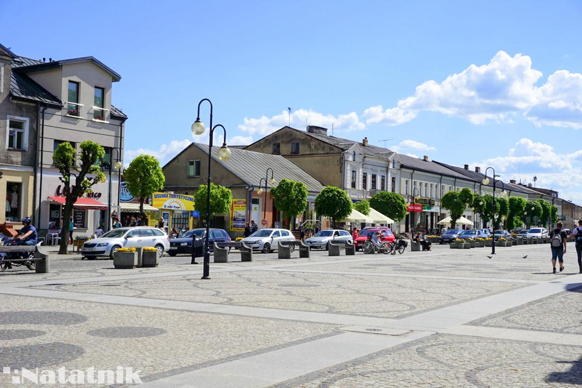 город Августов
