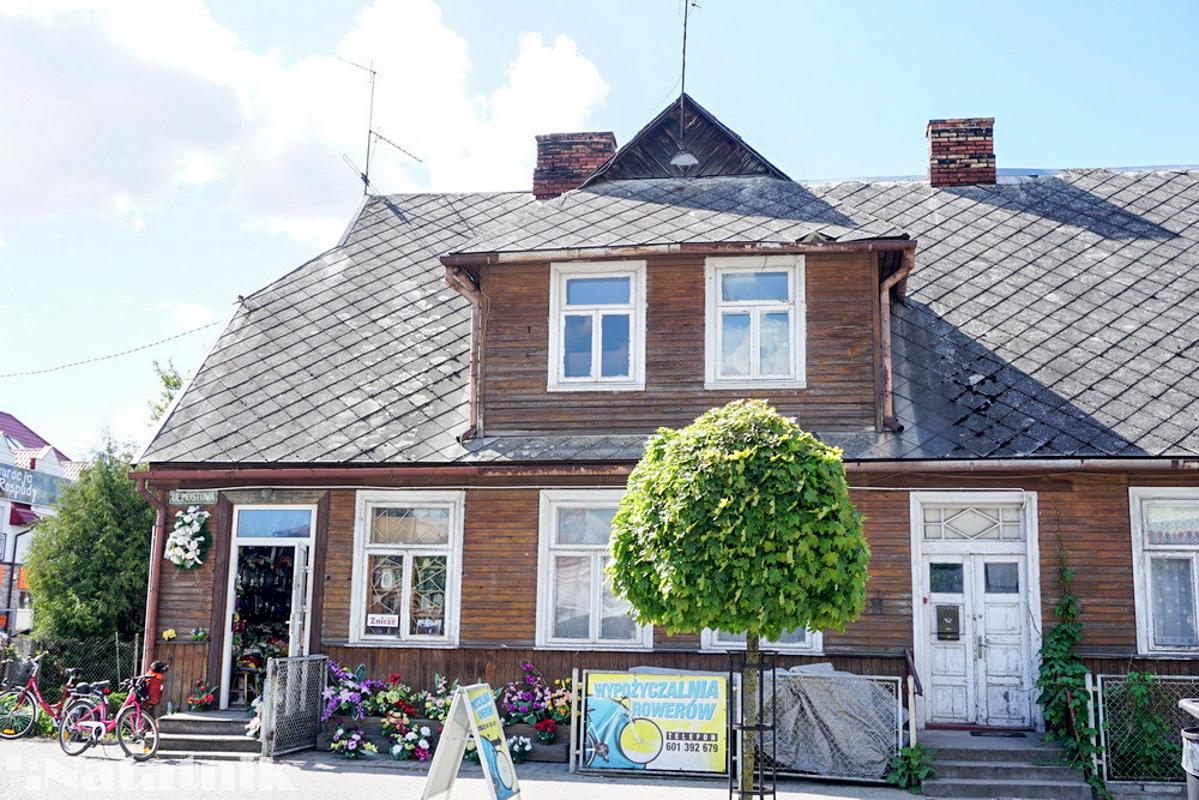 Дом, деревянный дом, дом в Польше