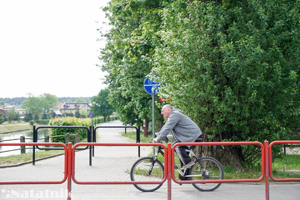 Велосипедные дорожки, велосипед