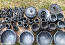 керамика, чёрная керамика, Брест, посуда