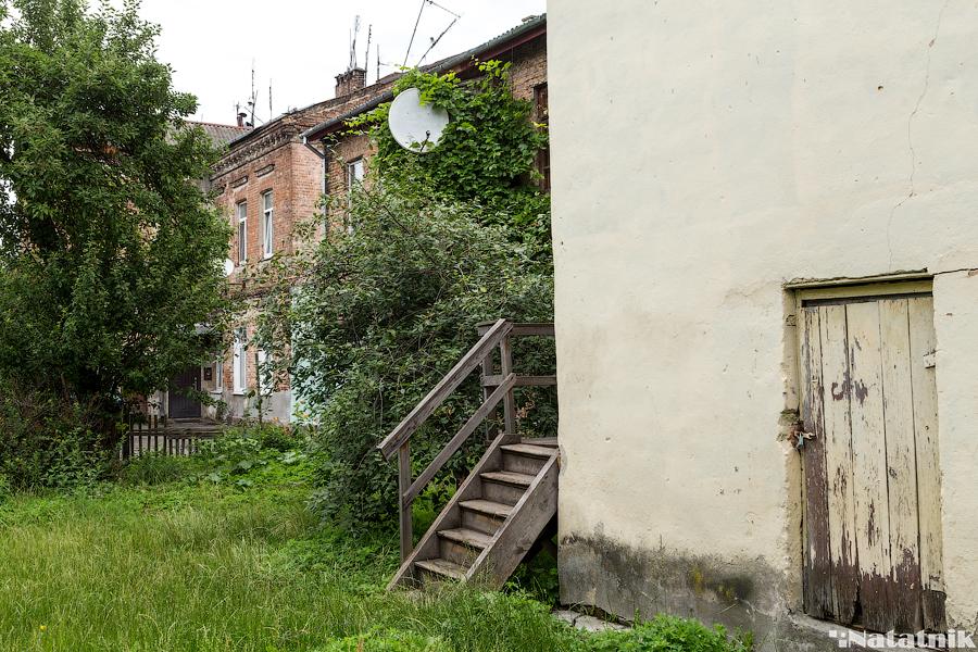 Брест, Ефим Басин, улицы Бреста, старые дома Бреста, дворы Бреста, дворики