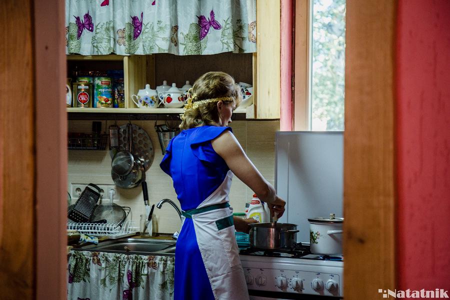 агроусадьба Валерия, беларуская кухня, Каменецкий район, Кощеники, агротуризм, отдых в деревне, домашняя еда, Наталья Прокопук
