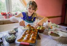 агроусадьба Валерия, беларуская кухня, Каменецкий район, Кощеники, агротуризм, отдых в деревне, домашняя еда