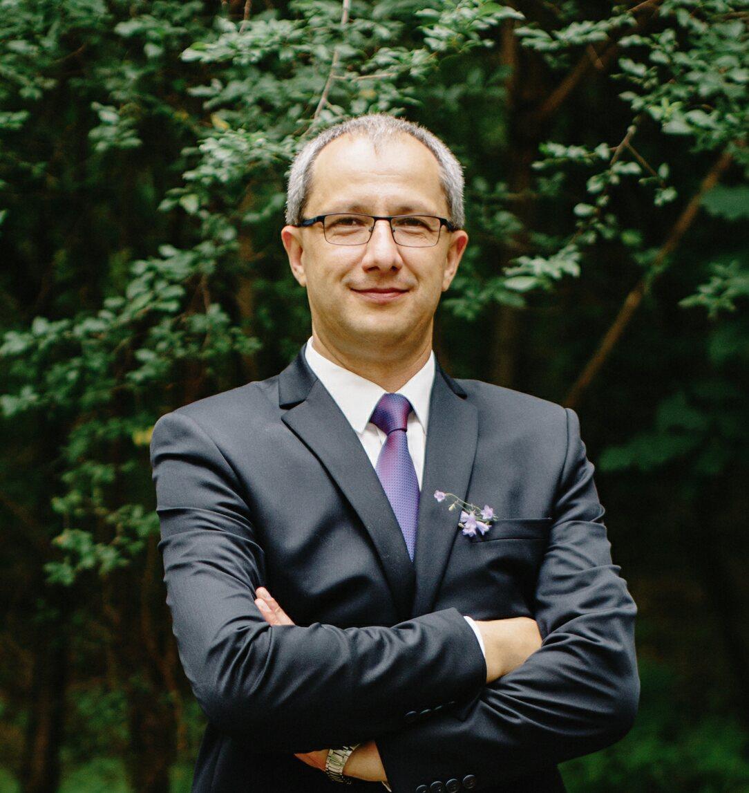 Ростислав Лавринюк, трансплантолог