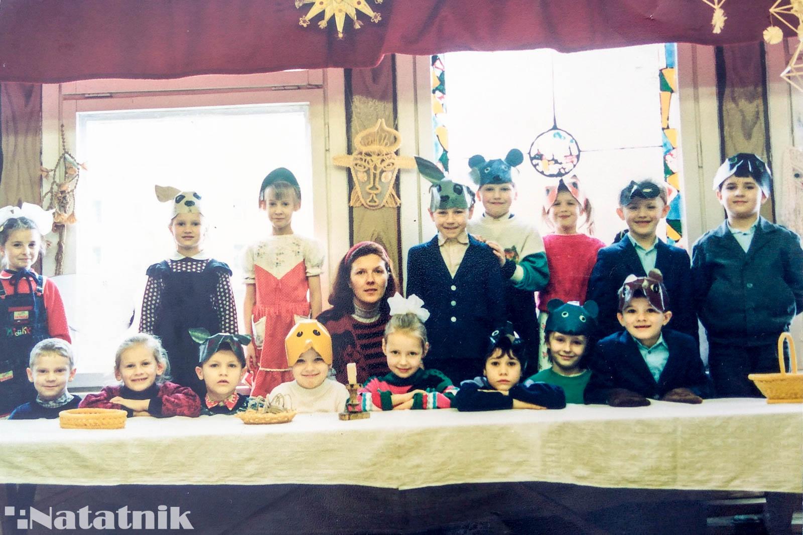 Беларускі клас, Каляды