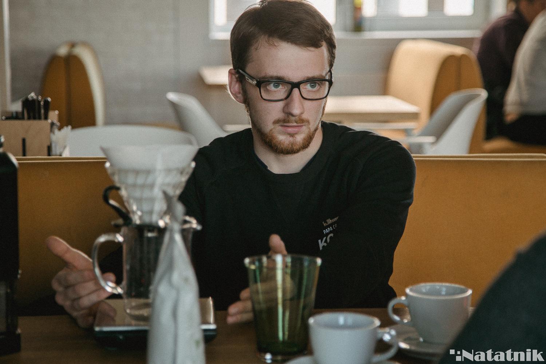 обжарщик кофе, бариста, кофе, Брест