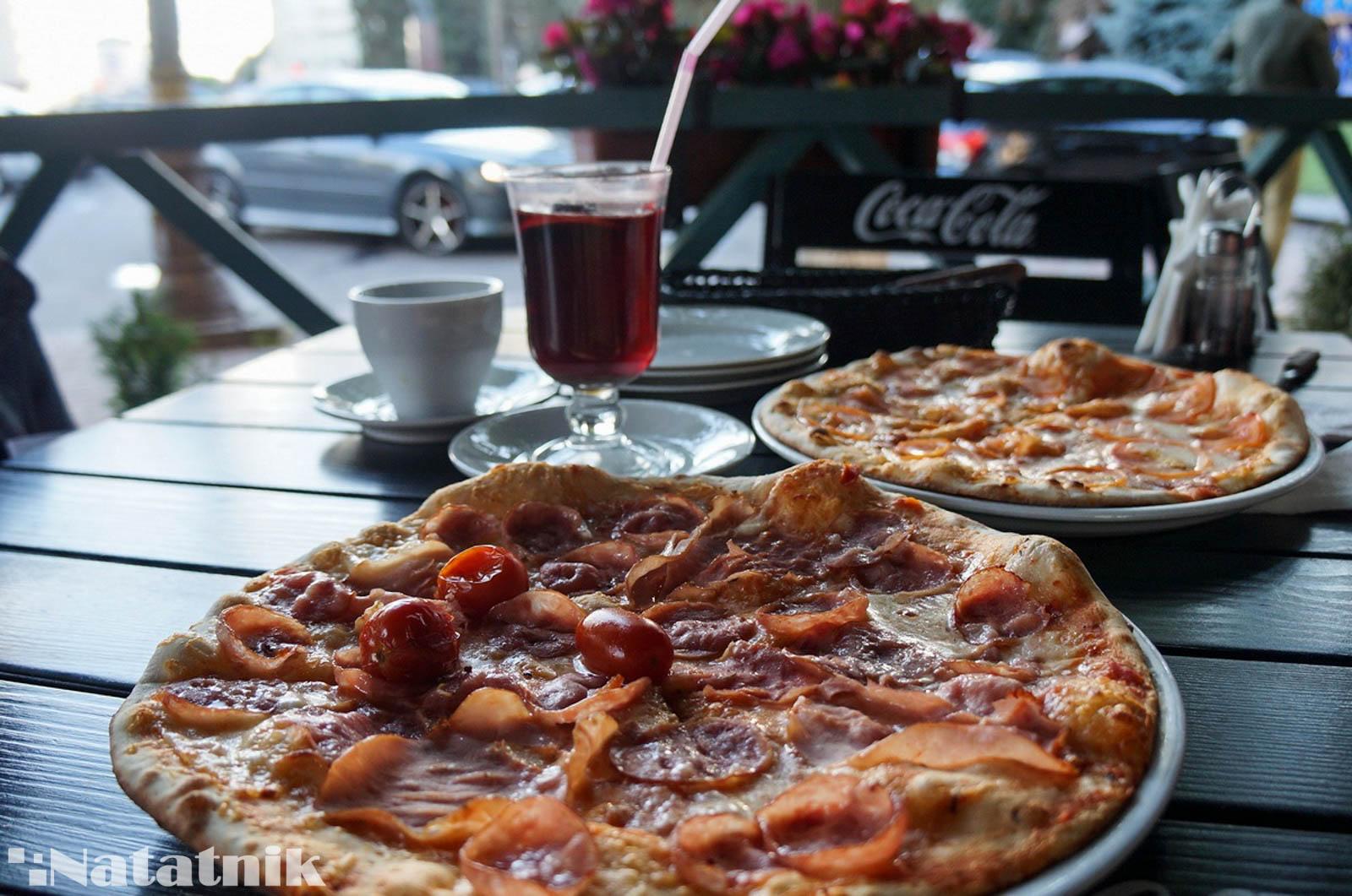 Пицца, Барановичи