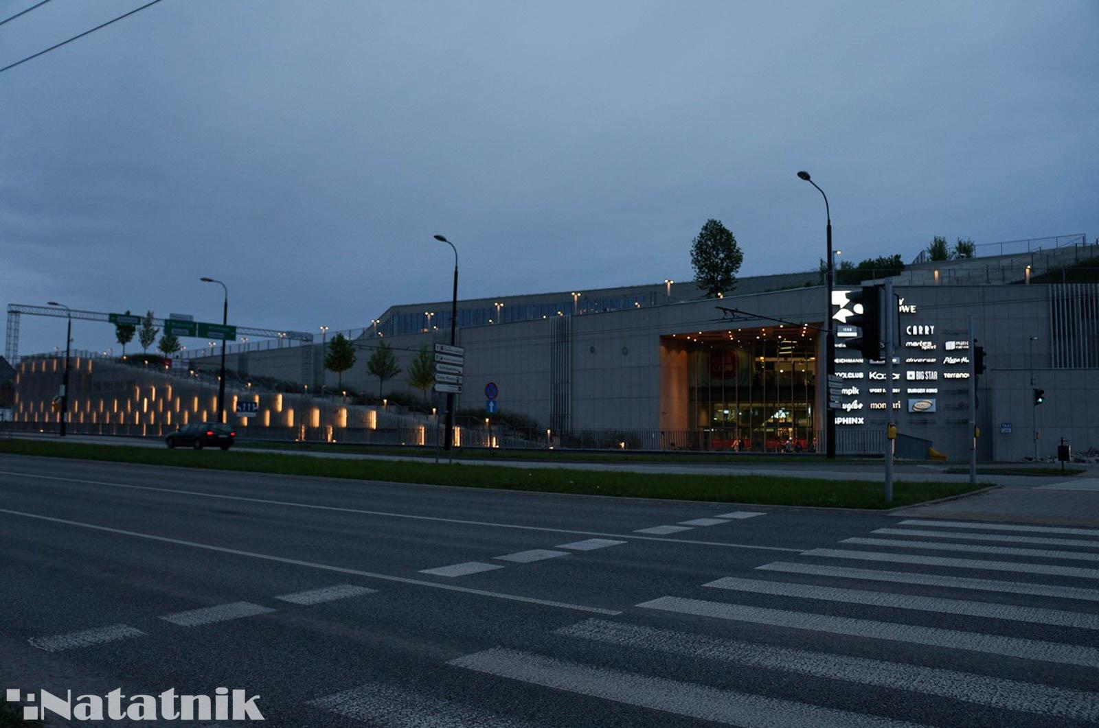 Торговый центр в Люблине