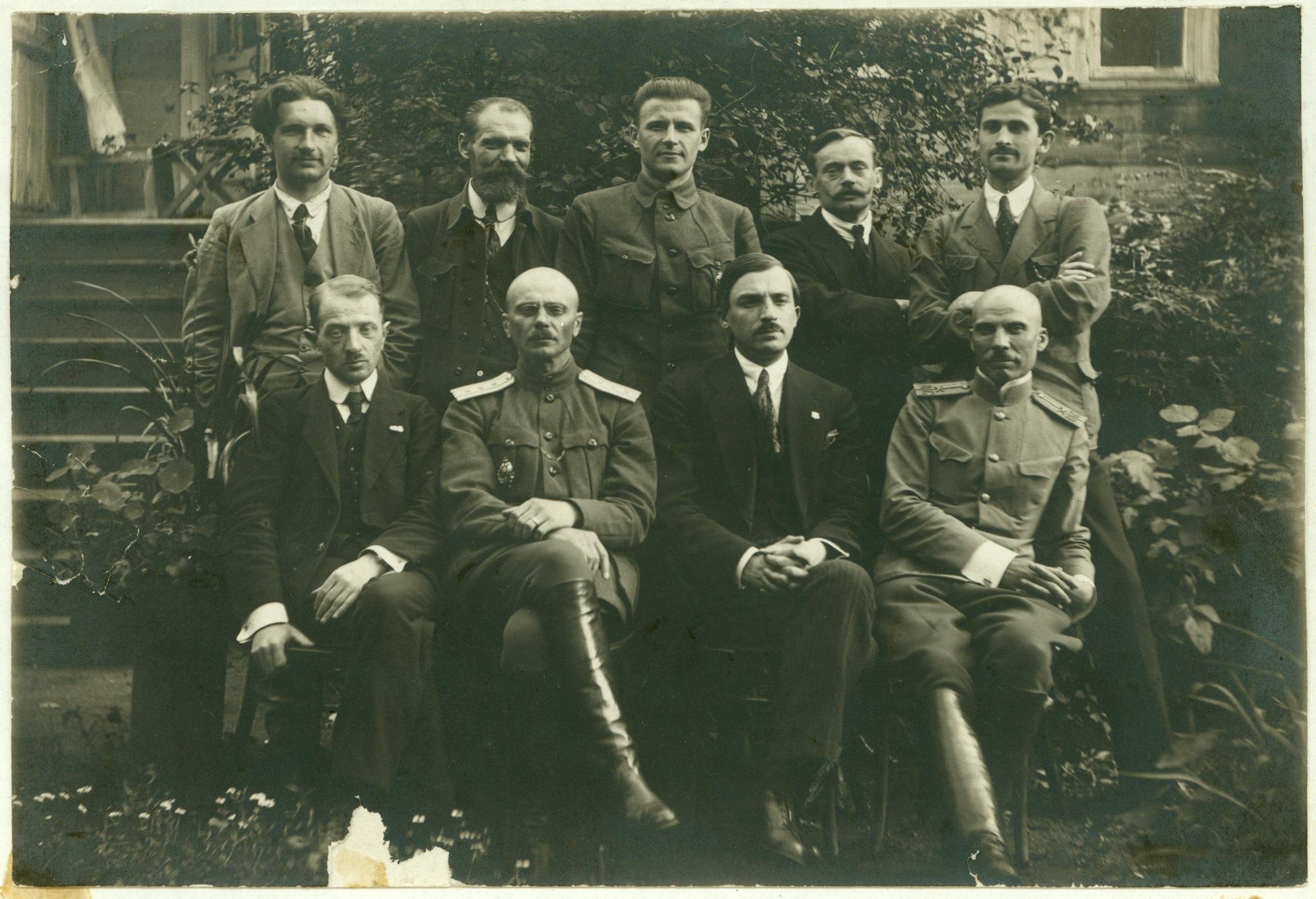20 лютага 1918 года сфармаваўся першы ўрад БНР