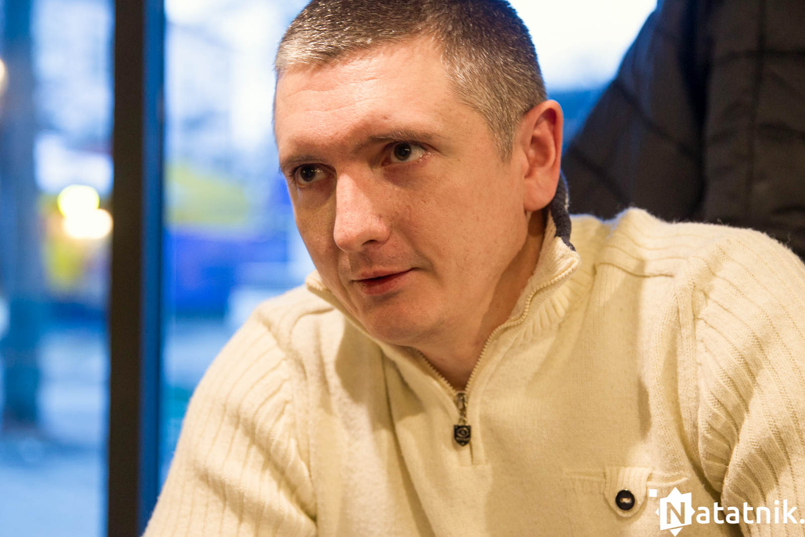 Уфолог Виктор Гайдучик
