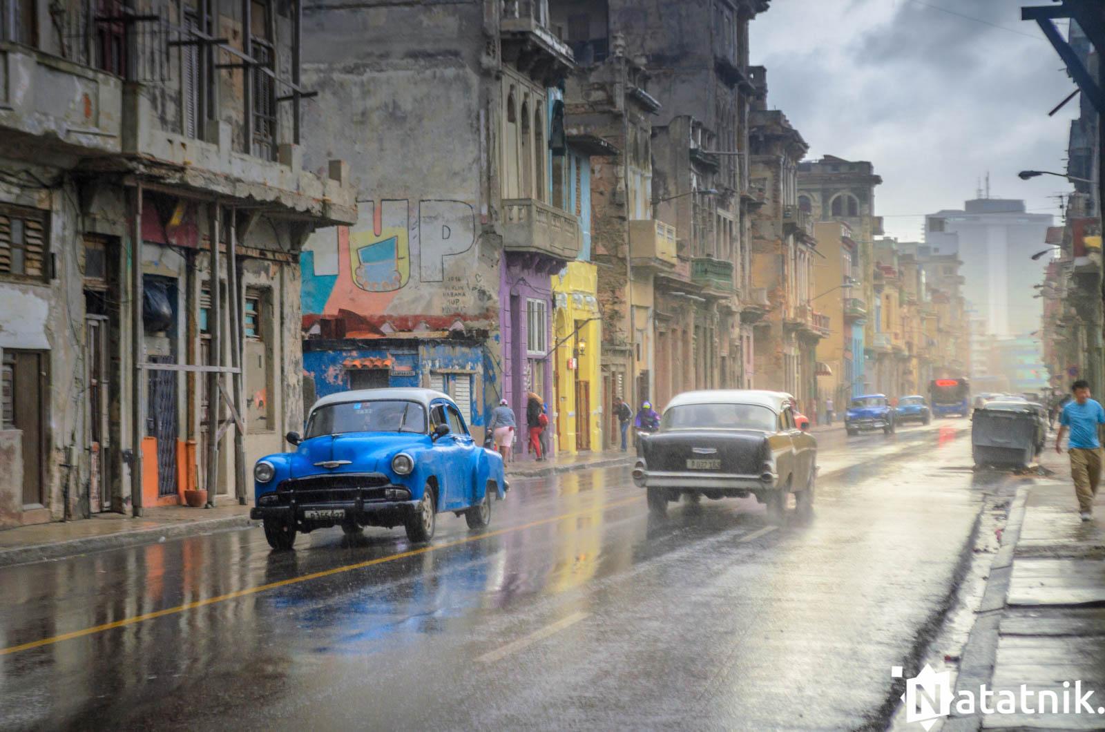 Старые авто, Куба