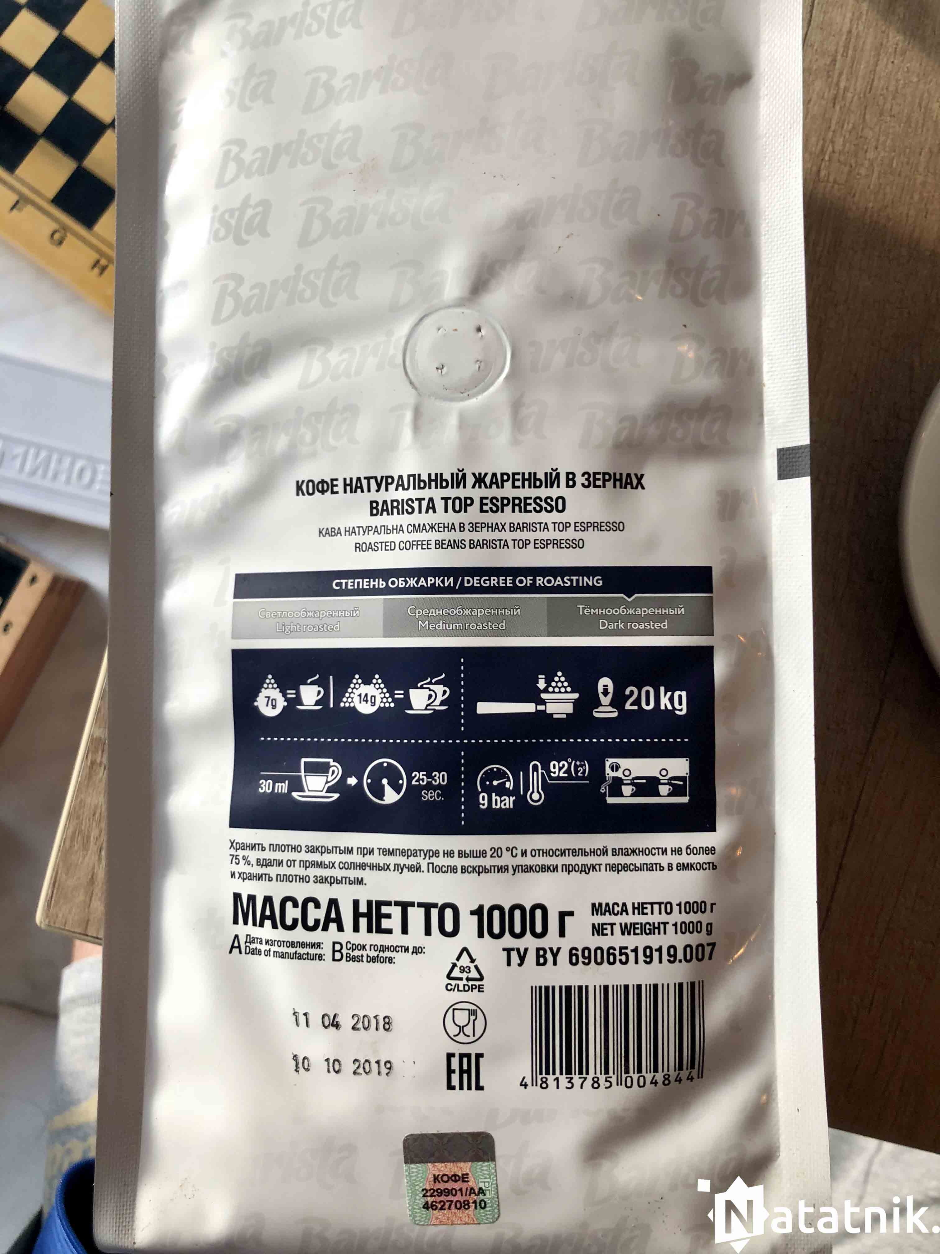 Брест, кофе, где выпить кофе