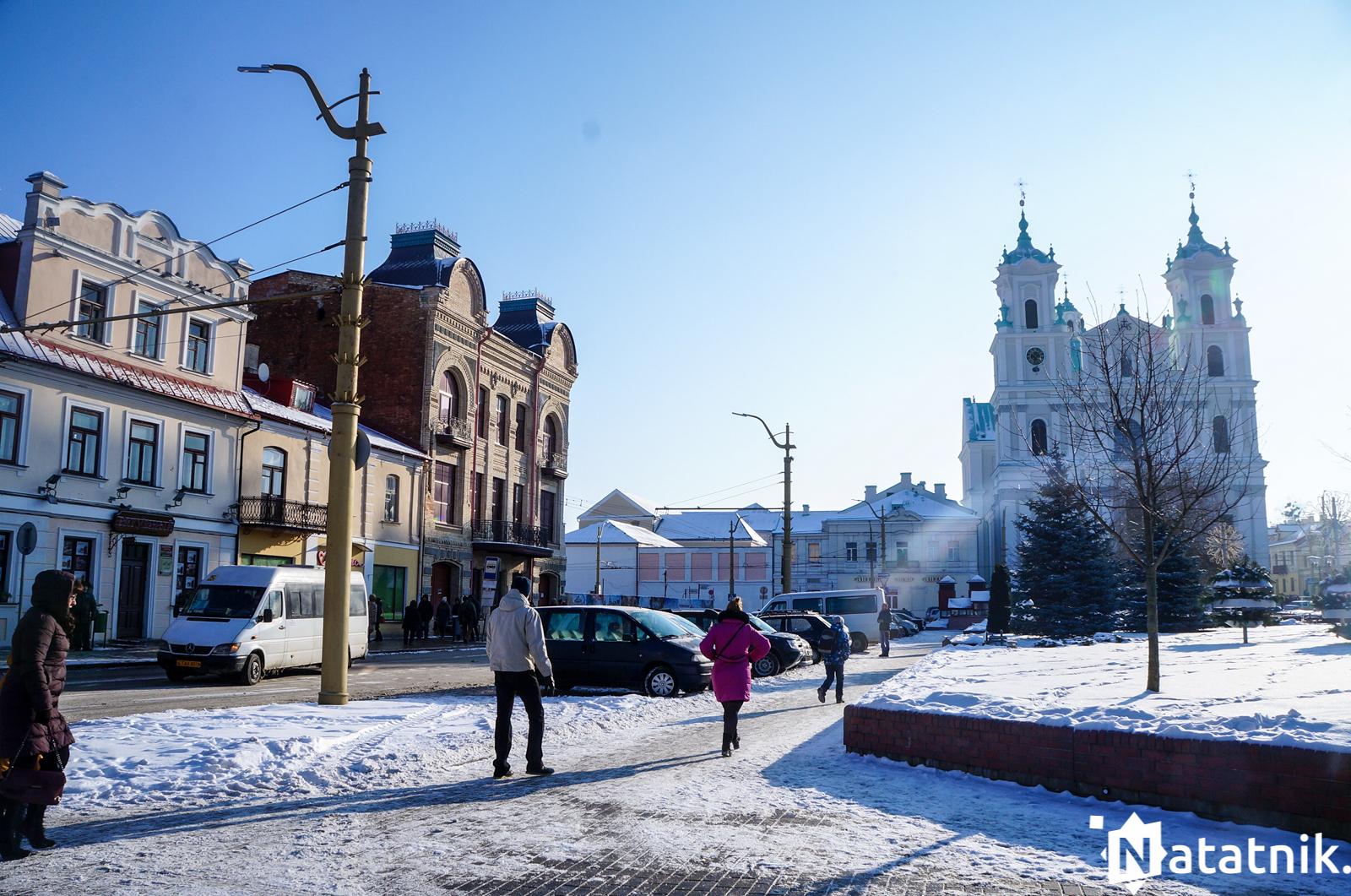 Костёл в Гродно