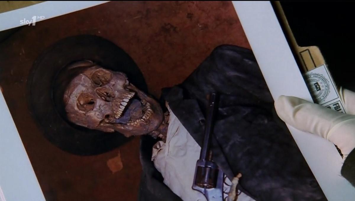 Скриншот сериала Кости